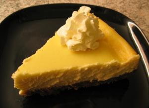 Lemon Kiss Cheesecake